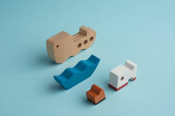 deco puzzle ship 1 3