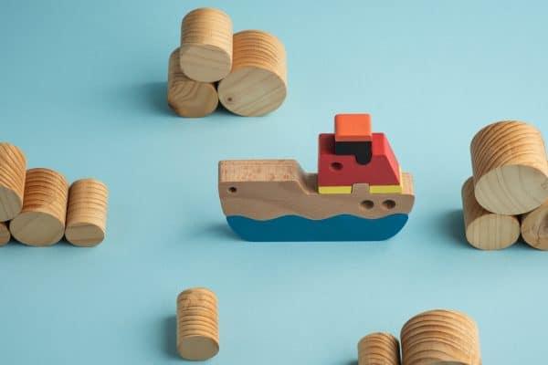 deco puzzle ship 2 3