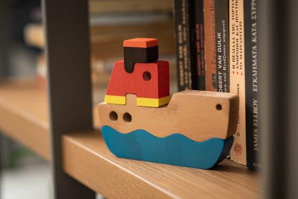 deco puzzle ship 2 5