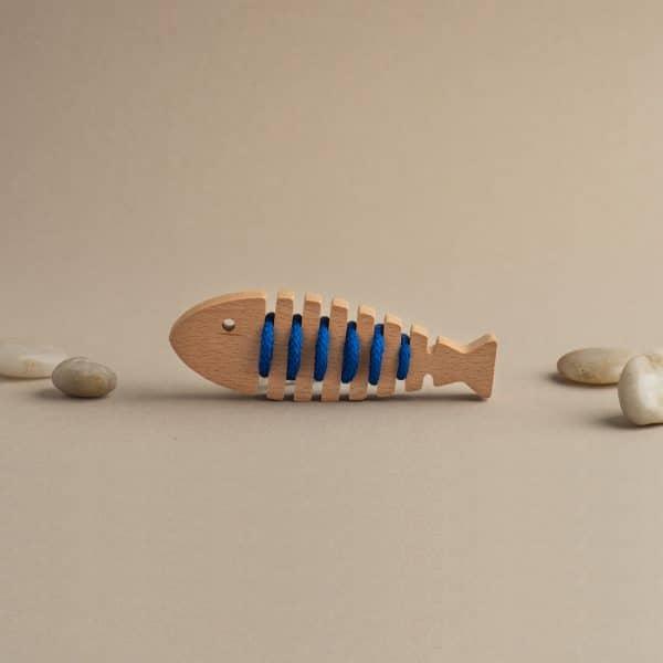 lacing fishbone